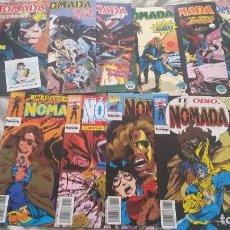Cómics: NOMADA (OBRA COMPLETA 12 NÚMEROS A FALTA 7 Y 11). Lote 85392220