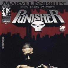 Cómics: PUNISHER MARVEL KNIGHTS VOL 2 NÚMERO 6 NUEVO. Lote 85418128