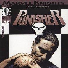 Cómics: PUNISHER MARVEL KNIGHTS VOL 2 NÚMERO 10 - EJEMPLAR NUEVO. Lote 85418612