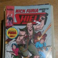 Cómics: NICK FURIA N 4. Lote 85466874