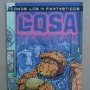 Cómics: ICONOS LOS 4 FANTASTICOS: LA COSA - POSIBLE ENVÍO GRATIS - FORUM - GEOFF JOHNS & KOLINS. Lote 85662184