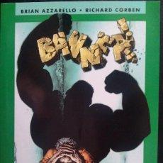 Cómics: BANNER - EL INCREÍBLE HULK DE BRIAN AZZARELLO & RICHARD CORBEN COMICS FORUM. Lote 85713460