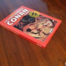 Cómics: CONAN TOMO 3 EXCELENTE ESTADO SERIE ROJA FORUM. Lote 85801402
