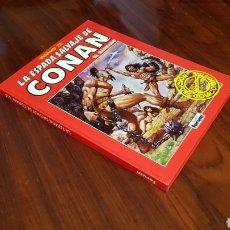 Cómics: CONAN TOMO 12 MUY BUEN A EXCELENTE ESTADO SERIE ROJA FORUM. Lote 85802136