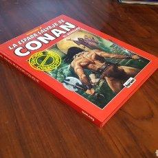 Cómics: CONAN TOMO 8 MUY BUEN ESTADO SERIE ROJA FORUM. Lote 85802422