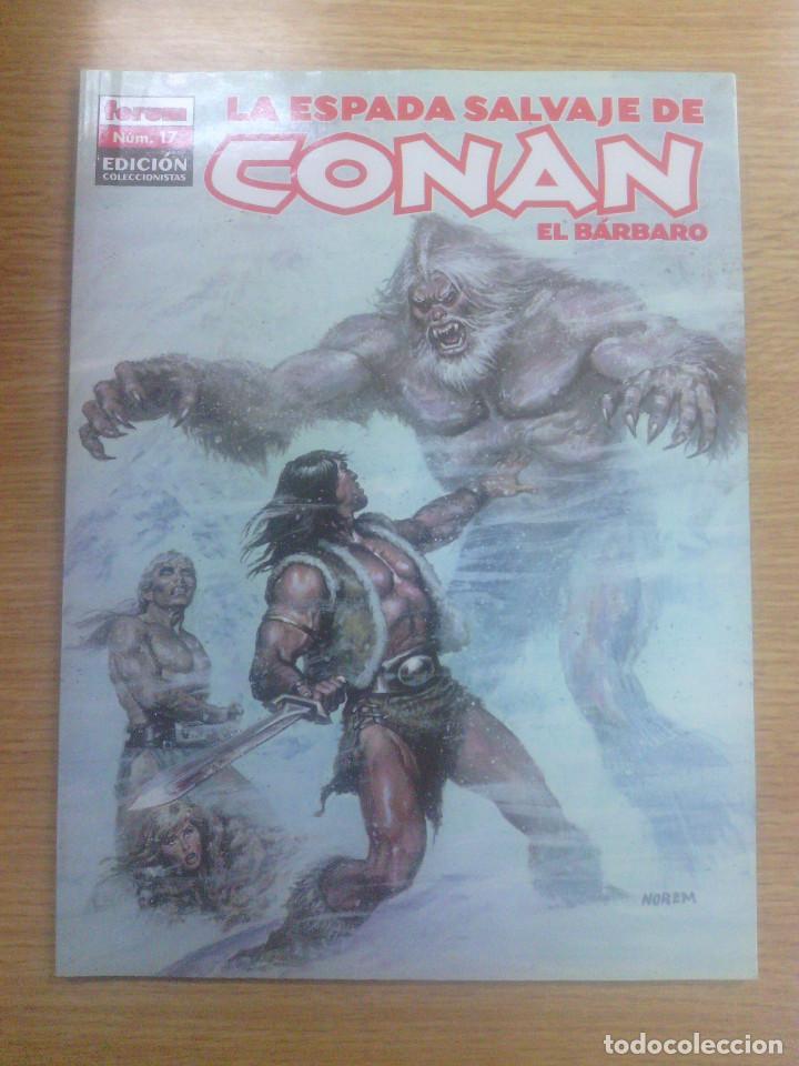 ESPADA SALVAJE DE CONAN EDICION COLECCIONISTAS #17 (Tebeos y Comics - Forum - Conan)