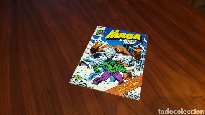 LA MASA 12 EXCELENTE ESTADO FORUM (Tebeos y Comics - Forum - Hulk)