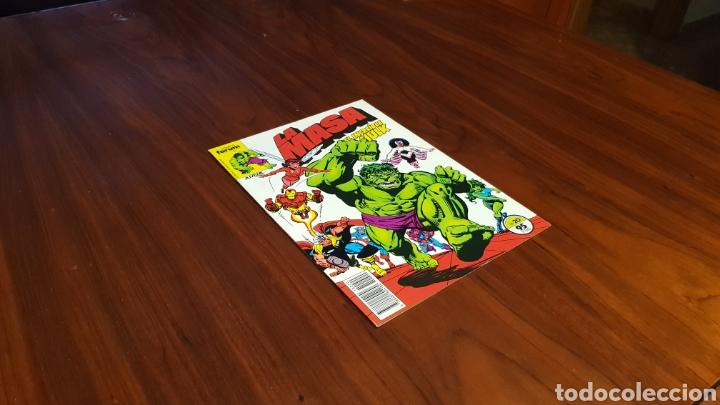 LA MASA 20 EXCELENTE ESTADO FORUM (Tebeos y Comics - Forum - Hulk)