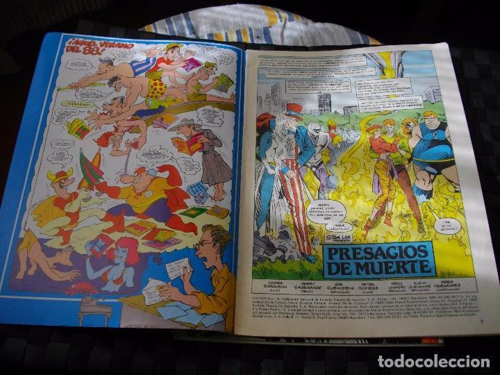 Cómics: COMICS FORUM FACTOR X Nº 9 LA DE LAS FOTOS VER TODOS MIS LOTES DE COMICS - Foto 2 - 86099984