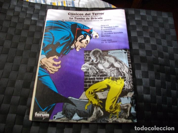 Cómics: COMICS FORUM FACTOR X Nº 9 LA DE LAS FOTOS VER TODOS MIS LOTES DE COMICS - Foto 4 - 86099984
