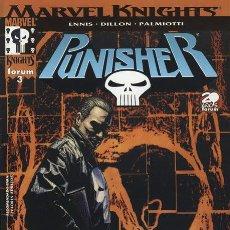Cómics: PUNISHER MARVEL KNIGHTS VOL 2 NUMERO 3 PERFECTO ESTADO. Lote 86100408