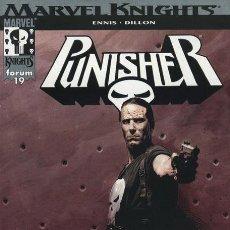 Cómics: PUNISHER MARVEL KNIGHTS VOL 2 NUMERO 19 PERFECTO ESTADO. Lote 86102640