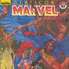 Cómics: CLÁSICOS MARVEL- Nº 23 -1990- PATRULLA X- GRAN NEAL ADAMS- REGULAR-MUY DIFÍCIL- LEAN- 6404. Lote 86155832