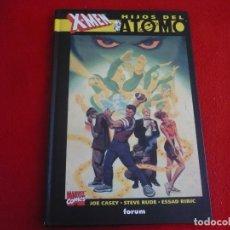 Cómics: X MEN HIJOS DEL ATOMO ( JOE CASEY STEVE RUDE ) ¡BUEN ESTADO! TAPA DURA FORUM MARVEL . Lote 86184452