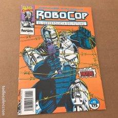 ROBOCOP Nº 12 - FORUM - 1991