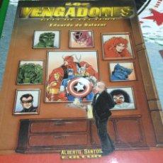 Cómics: LOS VENGADORES: GUIA DE LECTURA, EDUARDO DE SALAZAR. Lote 86258244