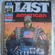 Cómics: LAST AMERICAN #1-4 (FORUM 1992). Lote 86487472