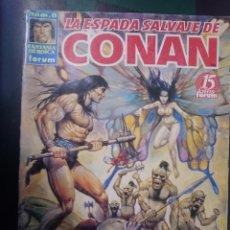 Cómics: FORUM -LA ESPADA SALVAJE DE CONAN EL BARBARO -N 8 --REF-HAULDEPUEMLACON. Lote 86502668