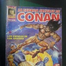 Cómics: FORUM -LA ESPADA SALVAJE DE CONAN EL BARBARO -N 6 -LAS ESPADAS DE LOS AMANTES --REF-HAULDEPUEMLACON. Lote 86502712
