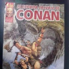 Cómics: FORUM -LA ESPADA SALVAJE DE CONAN EL BARBARO -N 3. Lote 86502808