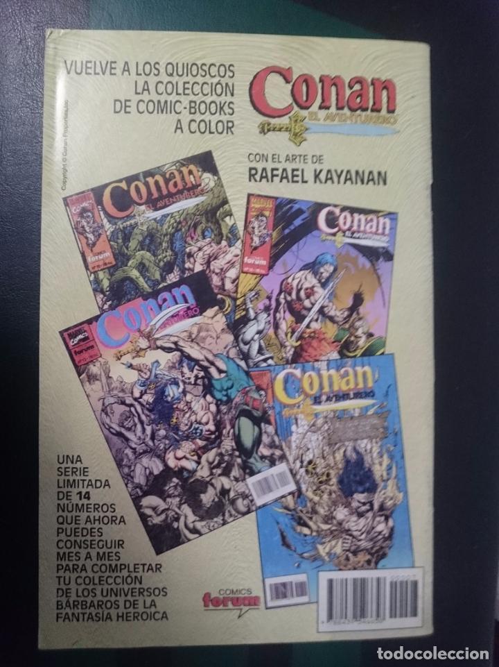 Cómics: FORUM -EXTRA CONAN EL BARBARO -N 7 - Foto 2 - 86503048