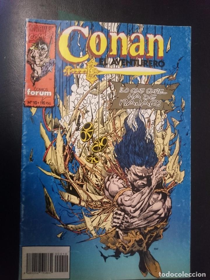 FORUM -CONAN EL AVENTURERO N 10 -LO QUE SURE... HA DE RAJAR (Tebeos y Comics - Forum - Conan)