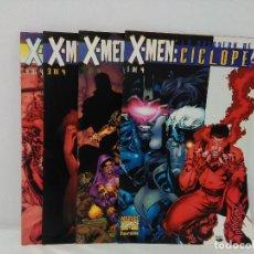 Cómics: X-MEN : LA BÚSQUEDA DE CÍCLOPE. SERIE COMPLETA.. Lote 86535600