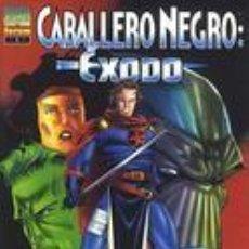 Cómics: ESPECIAL CABALLERO NEGRO: EXODO VENGADORES FORUM IMPECABLE. Lote 86584736
