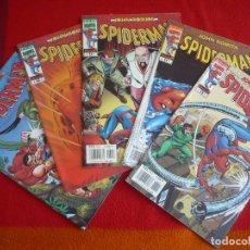 Cómics: SPIDERMAN DE JOHN ROMITA 11, 12, 13, 14 Y 15 ( STAN LEE ) ¡MUY BUEN ESTADO! MARVEL FORUM EXCELSIOR . Lote 86599656