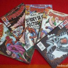 Cómics: SPIDERMAN DE JOHN ROMITA 16, 17, 18, 19 Y 20 ( STAN LEE ) ¡MUY BUEN ESTADO! MARVEL FORUM EXCELSIOR . Lote 86599688