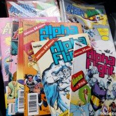 Cómics: ALPHA FLIGHT+LA MASA. GRAN LOTE. 35 A 55. NUEVOS. SIEMPRE EN BOLSA.. Lote 86655407