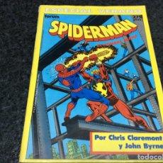 Cómics: SPIDERMAN. ESPECIAL VERANO 1990 /POR: CHRIS CLAREMONT Y JOHN BYRNE. Lote 96026816