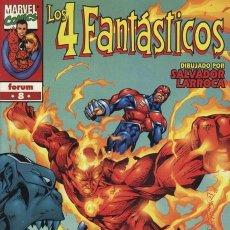 Cómics: 4 FANTASTICOS VOL. 3 Nº 8 - FORUM - EJEMPLAR NUEVO. Lote 86739840