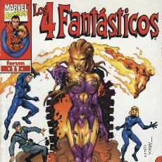 Cómics: 4 FANTASTICOS VOL. 3 Nº 11 - FORUM - IMPECABLE. Lote 86740080