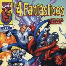 Cómics: 4 FANTASTICOS VOL. 3 Nº 12 - FORUM - IMPECABLE. Lote 86740128