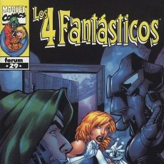 Cómics: 4 FANTASTICOS VOL. 3 Nº 29 - FORUM - IMPECABLE. Lote 86741148