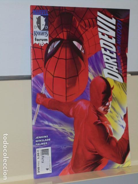 MARVEL KNIGHTS DAREDEVIL Nº 16 - FORUM - (Tebeos y Comics - Forum - Otros Forum)