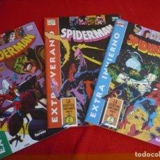 Cómics: SPIDERMAN EXTRA PRIMAVERA VERANO INVIERNO 1990 UNA AVENTURA DIMINUTA COMPLETA ¡BUEN ESTADO! FORUM . Lote 86796484