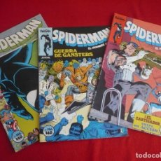 Cómics: SPIDERMAN VOL. 1 Nº 144, 146 Y 147 ( DEFALCO RON FRENZ ) ¡BUEN ESTADO! FORUM MARVEL. Lote 86904348