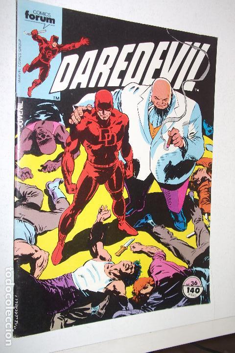DAREDEVIL Nº 36 / VOL 1 / FORUM (Tebeos y Comics - Forum - Daredevil)