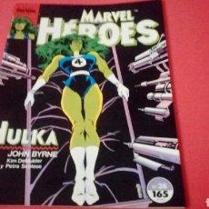 Cómics: MARVEL HEROES 38 EXCELENTE ESTADO FORUM. Lote 86920955