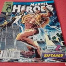 Cómics: MARVEL HEROES 22 EXCELENTE ESTADO FORUM. Lote 86924287