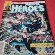 Cómics: MARVEL HEROES 26 EXCELENTE ESTADO FORUM. Lote 86924707