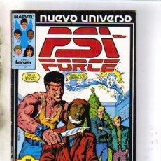 Cómics: COMIC FORUM PSI FORCE Nº 6 (MUY BUEN ESTADO). Lote 86975300