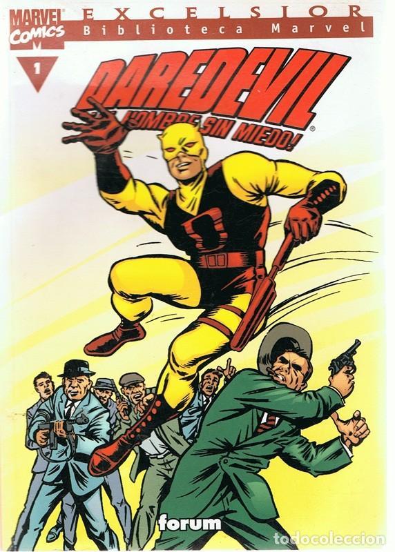 CÓMIC DAREDEVIL EL HOMBRE SIN MIEDO Nº 1 (Tebeos y Comics - Forum - Daredevil)