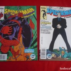 Cómics: SPIDERMAN VOL. 1 NºS 198 Y 199 ( MICHELINIE MCFARLANE SAL BUSCEMA ) ¡BUEN ESTADO! FORUM MARVEL. Lote 109176146