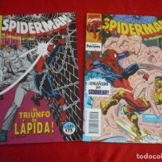 SPIDERMAN VOL. 1 NºS 232 Y 233 ( GERRY CONWAY SAL BUSCEMA SAVIUK ) ¡BUEN ESTADO! FORUM MARVEL