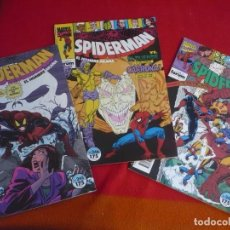 Cómics: SPIDERMAN VOL. 1 NºS 245, 246 Y 247 ( SAVIUK LARSEN BUSCEMA ) ¡BUEN ESTADO! FORUM MARVEL. Lote 87201976