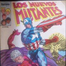 Comics: LOS NUEVOS MUTANTES Nº 40 FORUM COMICS . Lote 87221284