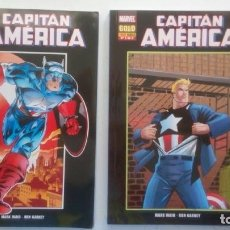 Cómics: MARVEL GOLD: CAPITAN AMERICA DE MARK WAID. Lote 87248016